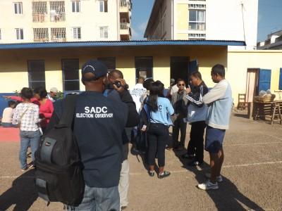 ireo mpanara-maso #SADC
