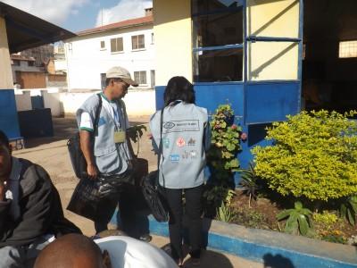 Malagasy mpanara-maso fifidianana