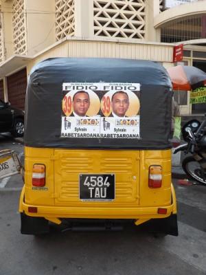 karazana taxi vaovao